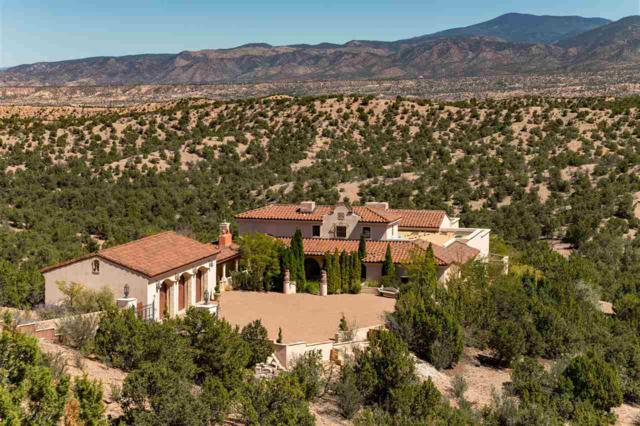 101 Tano Norte, Santa Fe, NM 87506 (MLS #201804576) :: The Very Best of Santa Fe