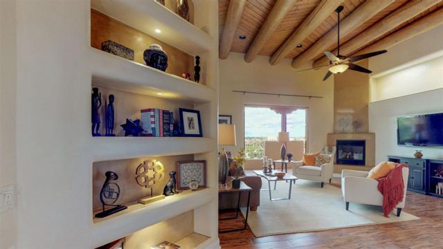 7 Calle Siete Casas, Santa Fe, NM 87507 (MLS #201804605) :: The Desmond Group