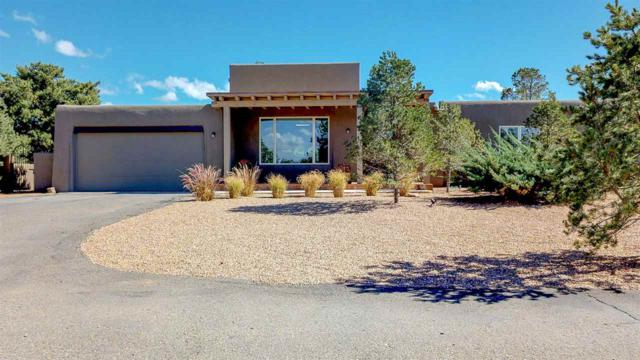 111 Sol Y Lomas, Santa Fe, NM 87505 (MLS #201804643) :: The Desmond Group