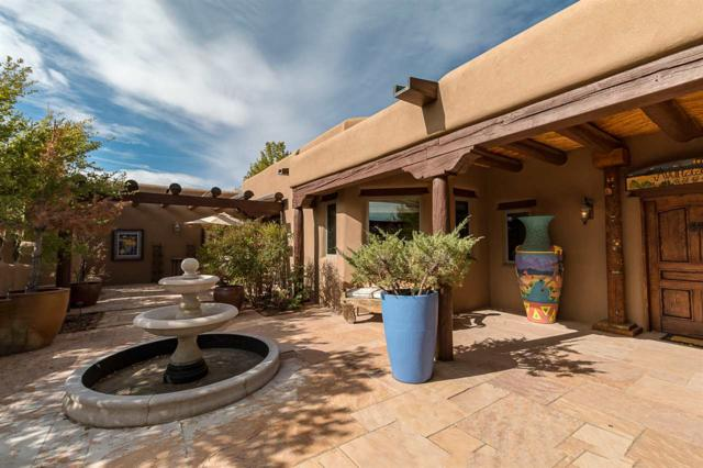 11 Entrada Descanso, Santa Fe, NM 87506 (MLS #201804846) :: The Desmond Group
