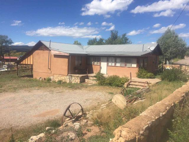 40 County Rd B51a, Pecos, NM 87552 (MLS #201804927) :: The Very Best of Santa Fe