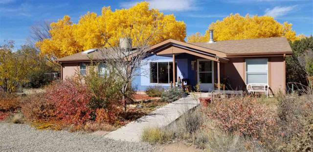 21 S Paseo De Angel, Santa Fe, NM 87507 (MLS #201804988) :: The Very Best of Santa Fe