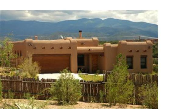 1765 Ridge Pointe Loop, Santa Fe, NM 87506 (MLS #201805009) :: The Desmond Group