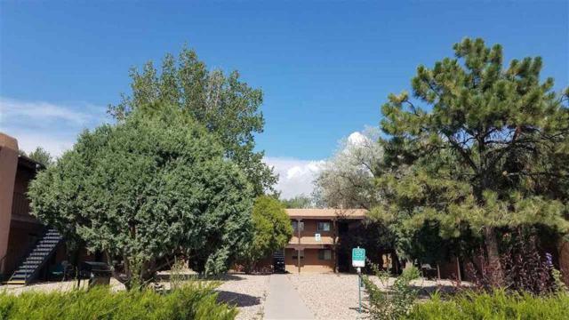 2800 Cerrillos Rd Unit 93, Santa Fe, NM 87507 (MLS #201805015) :: The Desmond Group