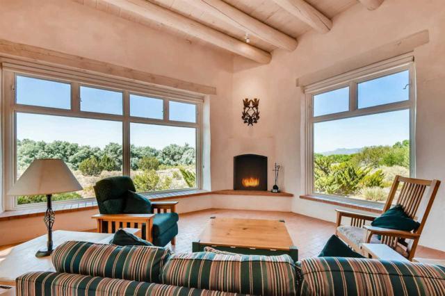 16 Camino Libre, Galisteo, NM 87540 (MLS #201805059) :: The Very Best of Santa Fe