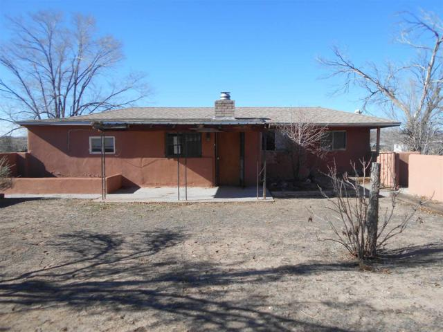 21 Arroyo Seco Circle, Espanola, NM 87532 (MLS #201805309) :: The Bigelow Team / Realty One of New Mexico