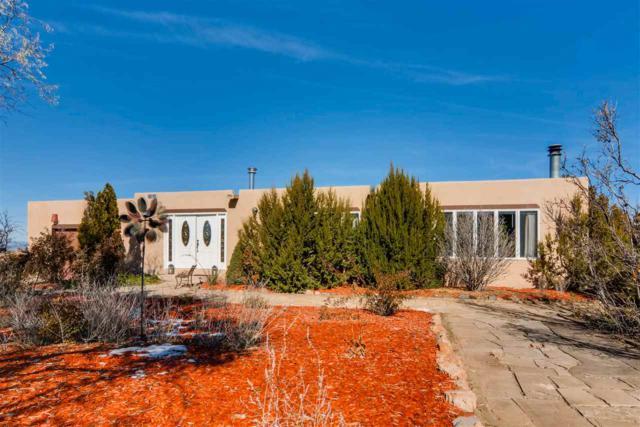 6 Baya Road, Santa Fe, NM 87508 (MLS #201805365) :: The Desmond Group