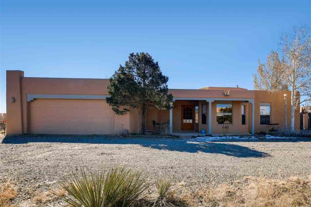 9 Altura Rd, Santa Fe, NM 87508 (MLS #201805406) :: The Desmond Group