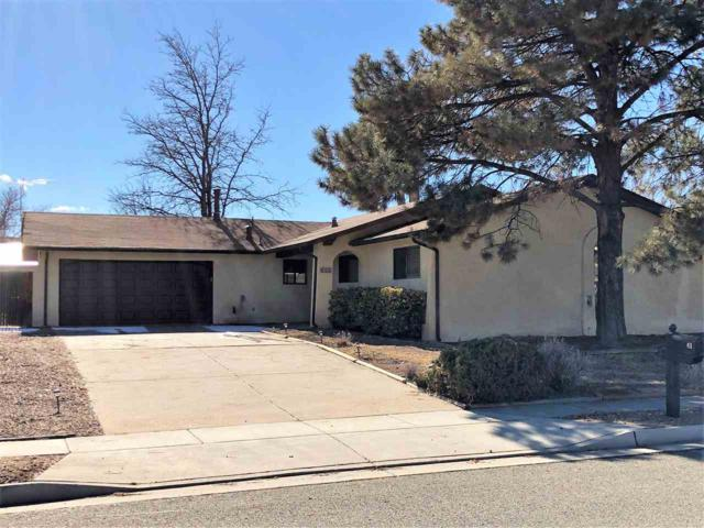 411 Grand Canyon, Los Alamos, NM 87547 (MLS #201805549) :: The Desmond Group