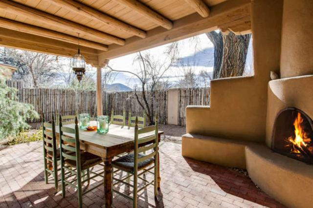 729 E Palace C, Santa Fe, NM 87501 (MLS #201805576) :: The Desmond Group