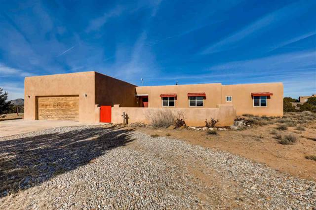 84B Haozous Road, Santa Fe, NM 87508 (MLS #201805637) :: The Very Best of Santa Fe