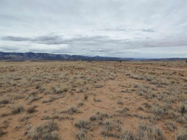 lot 22 Hunter Drive, Medanales, NM 87548 (MLS #201805674) :: The Desmond Group