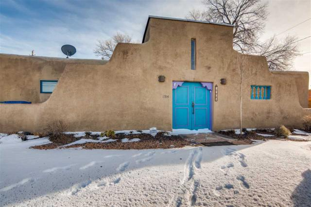 1704 Agua Fria, Santa Fe, NM 87505 (MLS #201805689) :: The Very Best of Santa Fe