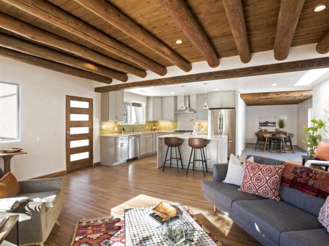 127 Sereno, Santa Fe, NM 87501 (MLS #201900016) :: The Very Best of Santa Fe