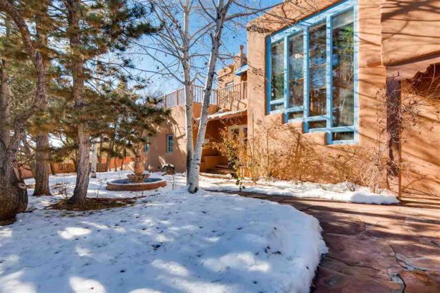 145 Brownell Howland, Santa Fe, NM 87501 (MLS #201900020) :: The Desmond Group