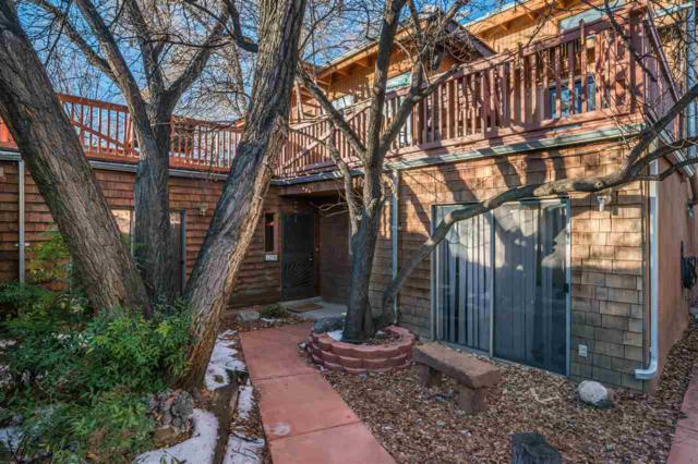 223 E Santa Fe Avenue #B, Santa Fe, NM 87505 (MLS #201900037) :: The Desmond Group
