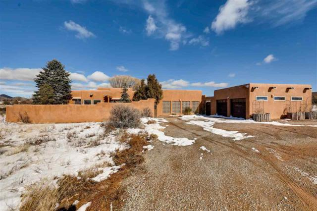 15 Palacio Road, Santa Fe, NM 87508 (MLS #201900051) :: The Desmond Group