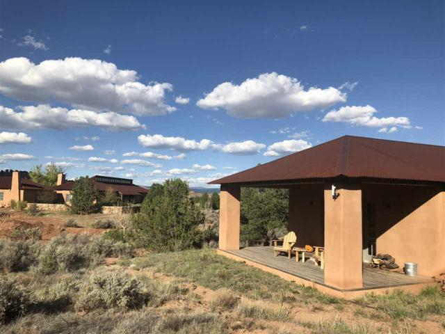 155 Mesa Prieta Road, Youngsville, NM 87064 (MLS #201900159) :: The Bigelow Team / Realty One of New Mexico