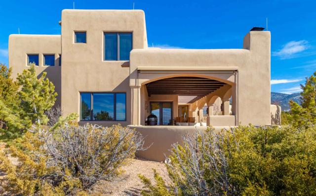 59 Paseo Encantado Ne, Santa Fe, NM 87574 (MLS #201900543) :: The Desmond Group