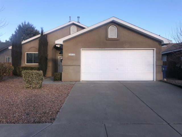 1416 Stoneway Dr Nw, Albuquerque, NM 87120 (MLS #201900602) :: The Bigelow Team / Realty One of New Mexico