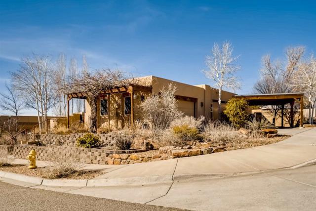 2813 Pueblo Jacona, Santa Fe, NM 87507 (MLS #201900621) :: The Bigelow Team / Realty One of New Mexico
