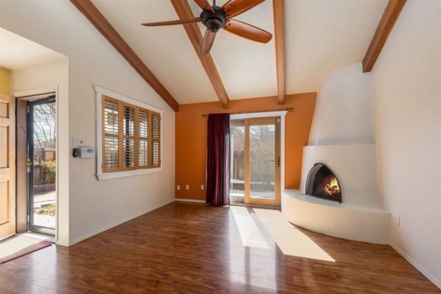 1460 Clark Road, Santa Fe, NM 87507 (MLS #201900624) :: The Bigelow Team / Realty One of New Mexico