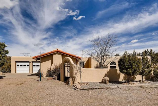 58 Moya Road, Santa Fe, NM 87508 (MLS #201900630) :: The Desmond Group