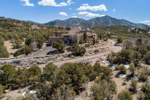 1924 Cerros Colorados, Santa Fe, NM 87501 (MLS #201900634) :: The Desmond Group