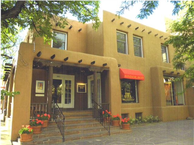 143-145 Lincoln Avenue, Santa Fe, NM 87501 (MLS #201900646) :: The Bigelow Team / Realty One of New Mexico