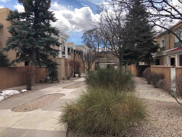 663 Bishops Lodge Road #54, Santa Fe, NM 87501 (MLS #201900768) :: The Bigelow Team / Realty One of New Mexico