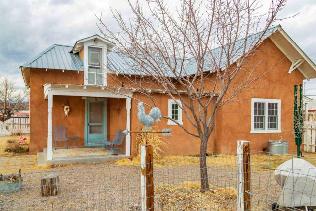 508 Middle San Pedro, Espanola, NM 87532 (MLS #201900799) :: The Bigelow Team / Realty One of New Mexico