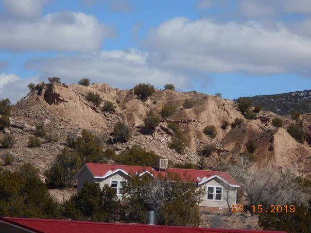 11 Sierra Vigil, Ojo Caliente, NM 87549 (MLS #201900926) :: The Bigelow Team / Realty One of New Mexico