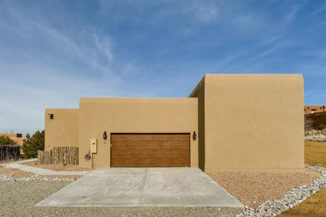 67 Bosquecillo, Santa Fe, NM 87508 (MLS #201901034) :: The Bigelow Team / Realty One of New Mexico