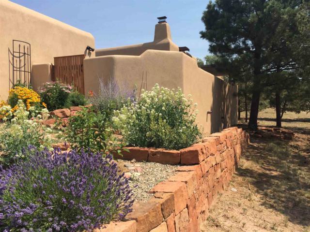 1810 Calle De Sebastian C-1, Santa Fe, NM 87505 (MLS #201901171) :: The Desmond Group