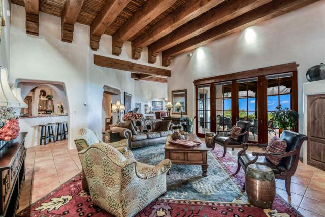 1119 Piedra Rondo, Santa Fe, NM 87501 (MLS #201901234) :: The Desmond Group