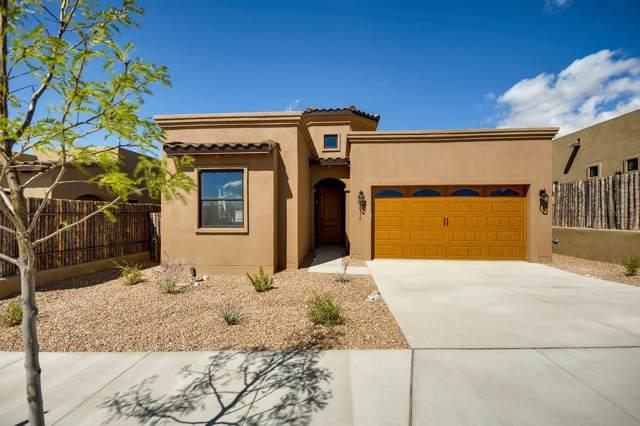 3150 Viale Tresana, Santa Fe, NM 87505 (MLS #201901243) :: The Desmond Group