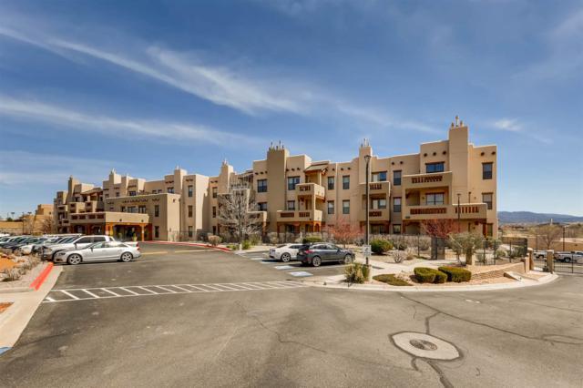 1405 Vegas Verdes #310, Santa Fe, NM 87507 (MLS #201901248) :: The Very Best of Santa Fe
