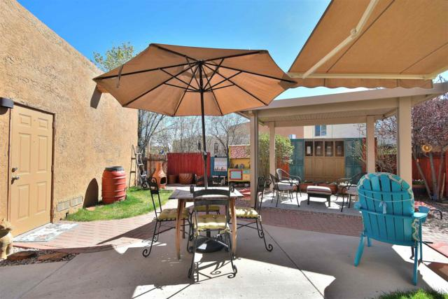 4117 Chaparron Place, Santa Fe, NM 87507 (MLS #201901371) :: The Bigelow Team / Realty One of New Mexico