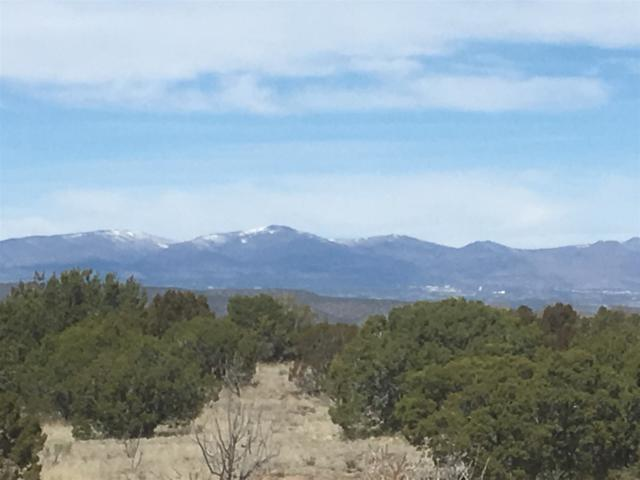 36 Picacho Peak Dr. (Lot 640, Estates V), Santa Fe, NM 87506 (MLS #201901427) :: The Desmond Group