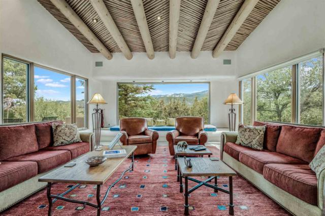 1433 Old Sunset Trail, Santa Fe, NM 87501 (MLS #201901463) :: The Desmond Group
