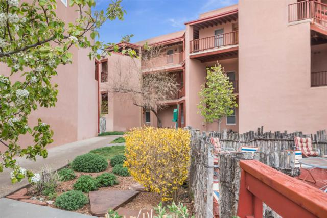 442 Greg Avenue #C103, Santa Fe, NM 87501 (MLS #201901490) :: The Bigelow Team / Realty One of New Mexico