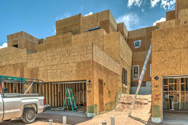 1501 Avenida Rincon #102, Santa Fe, NM 87506 (MLS #201901498) :: The Very Best of Santa Fe
