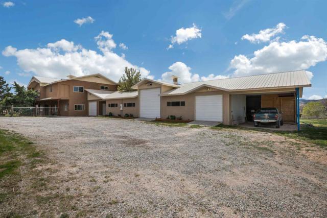 32 Terrace Farm Road, La Mesilla, NM 87532 (MLS #201901504) :: The Desmond Group