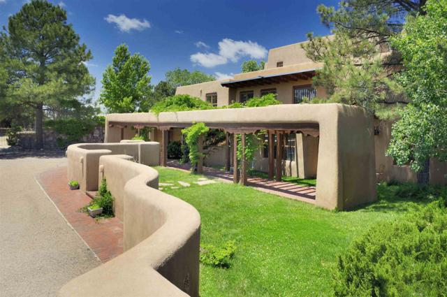 1036 Mansion Ridge Road, Santa Fe, NM 87501 (MLS #201901512) :: The Very Best of Santa Fe