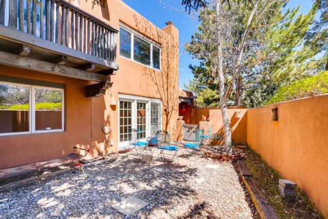 624 E. Alameda #12, Santa Fe, NM 87501 (MLS #201901569) :: The Very Best of Santa Fe