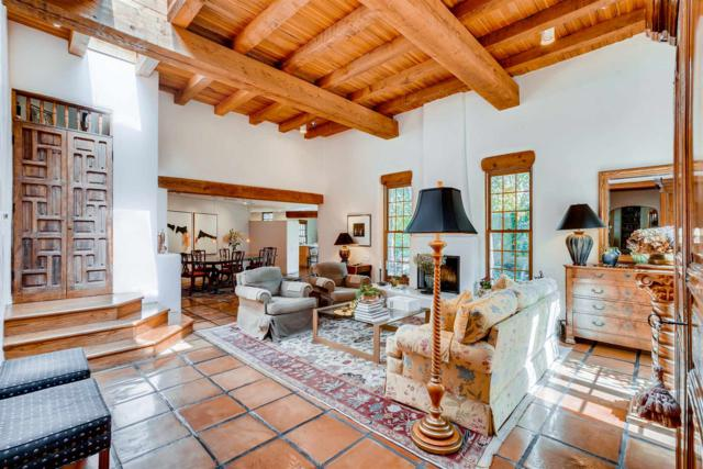 830 Acequia Madre, Santa Fe, NM 87505 (MLS #201901794) :: The Very Best of Santa Fe