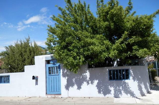 511 Camino Solano, Santa Fe, NM 87505 (MLS #201901973) :: The Desmond Group