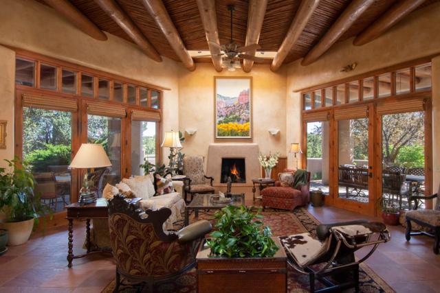 5 Astor Circle (Estates I), Santa Fe, NM 87506 (MLS #201901987) :: The Desmond Group