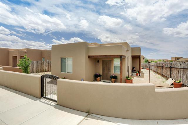 24 Flower Garland, Santa Fe, NM 87508 (MLS #201902276) :: The Very Best of Santa Fe