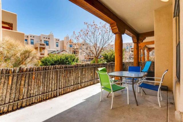 1405 Vegas Verdes #145 #145, Santa Fe, NM 87507 (MLS #201902415) :: The Desmond Group